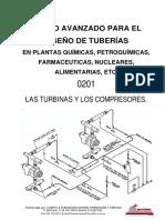 Curso de tuberías para plantas de proceso - 0201 Turbinas & Compresores