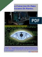 Kali-linux Extraccion de Datos Nmap Escaneo de Puertos