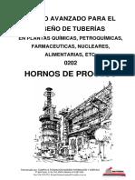 Curso de tuberías para plantas de proceso - 0202 Hornos