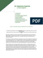 Livro La Huerta Organica