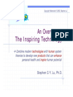 An Overview of Inspiring Technology