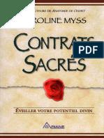 Sacrés - Caroline Myss