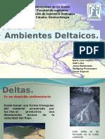 Ambientes deltaicos