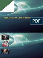 Teóricos de La Comunicación