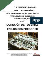 Curso de tuberías para plantas de proceso - 0207 Conexion a Compresores