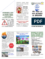Triptico Reciclaje Version Ok PDF