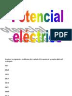 03 Potencial Eléctrico