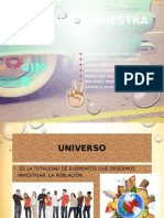 Universo y Muestra 4IM8
