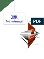 CDMA Teoría e Implementación