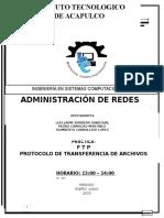 Practica FTP