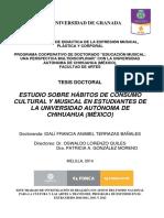 ESTUDIO SOBRE HABITOS DE CONSUMO CULTURAL Y MUSICAL DE ESTUDIANTES DE LA UNVIERSIDAD AUTONOMA DE CHIHUAHUA.pdf