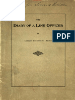 Diary of a Line Officer
