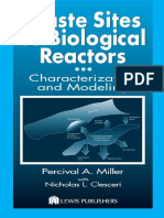 Percival a. Miller, Nicholas L. Clesceri-Waste Sites as Biological Reactors_ Characterization and Modeling (2002)