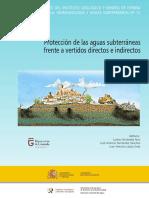 Protección Aguas Subterraneas