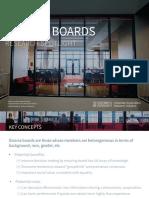 6. Diverse Boards - Research Spotlight