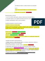Edital - InSS -Conteúdo 2