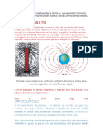 Polos Magneticos de La Tierra y Brujula