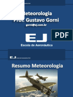 resumo meteorologia