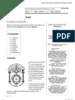 Masoneria en Asia