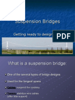 Suspension Bridges PPT
