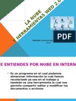 La Nube Y Herramientas Web 2.0