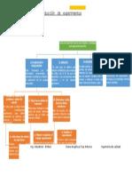 Mapa Conceptual - Etapas Del Desarrollo de Experimenttos
