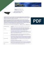 100Base-TX à 100Base-FX _ Media Converter Autonome _ Perle