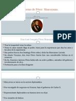 El gobierno de Pérez  mascayano y errazuriz.pptx