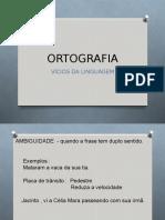 ORT0GRAFIA 1