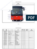 Catalog Klq6108gq Higer Bus Body Parts Spare Parts