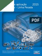 Catalogo SKF Pesada