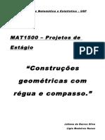 Projeto Construção Com Régua e Compasso