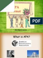Research APA