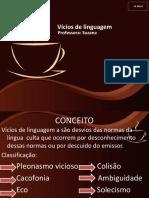 Vicios de Linguagem_EFII
