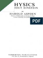 Physics without Einstein.pdf