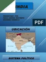 La India Presentación
