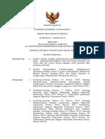 Peraturan Bupati Nomor 98 Tentang Evaluasi Jabatan