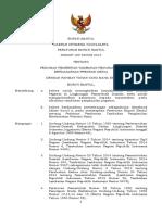 Peraturan Bupati Nomor 100 Tahun 2015 Tentang Pemberian Tambahan Penghasilan BErdasarkan Prestasi Kerja File