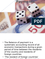 Balance of Payments_India