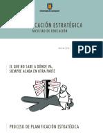Proceso de Planificación Estratégica - Presentación CAA