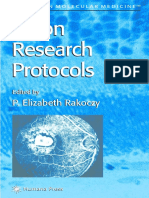 047-Vision Research Protocols