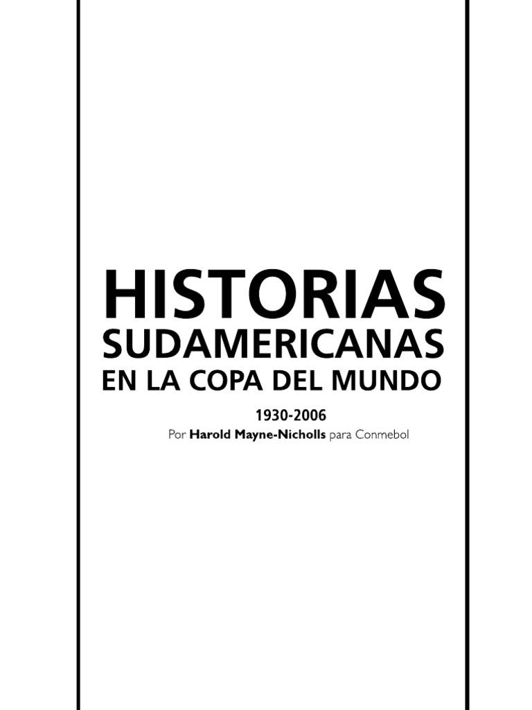 promo code aff1a a6045 Historia Sudamericana en La Copa Del Mundo