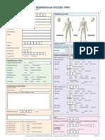Patient Report Form