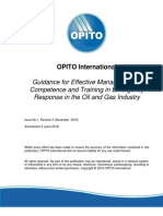 Opito International Guidelines