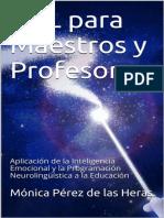 PNL Para Maestros
