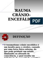 Trauma Do Cranio Encefalico PRONTO