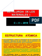 Metalurgia De Los Materiales
