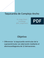 Taquicardia de Complejo Ancho