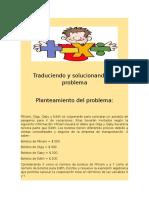 M11S2 AI4 Traduciendo y Solucionando Un Problema