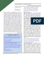 Hidrocarburos Bolivia Informe Semanal Del 26 Abril Al 02 Mayo 2010